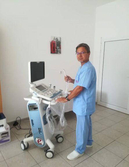 Д-р Горанов