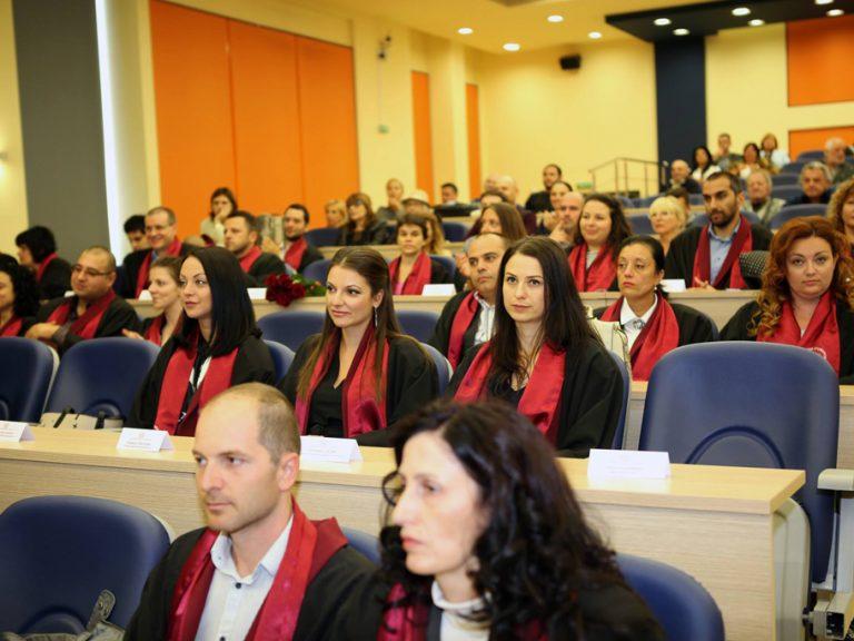 54 лекари получиха своите дипломи в МУ-Пловдив