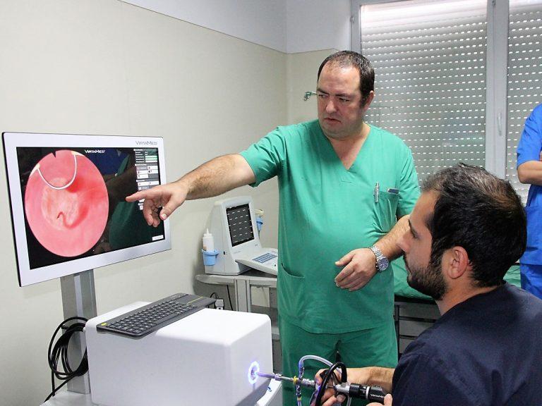 """Обучение за лекари в клиниката по урология на """"УМБАЛ-ПЛОВДИВ"""""""