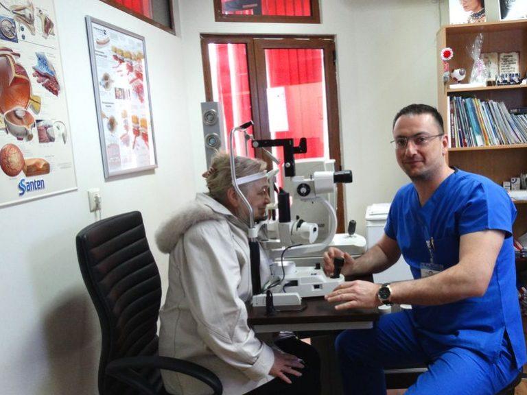 """Безплатни прегледи за катаракта в МБАЛ """"Централ Хоспитал"""""""