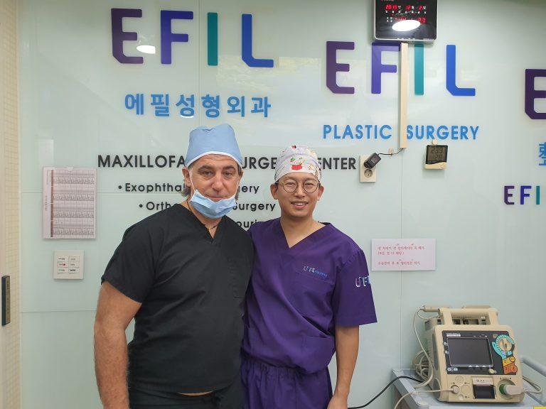 С хрущял от ребро спасиха некрозиралия нос на млад мъж