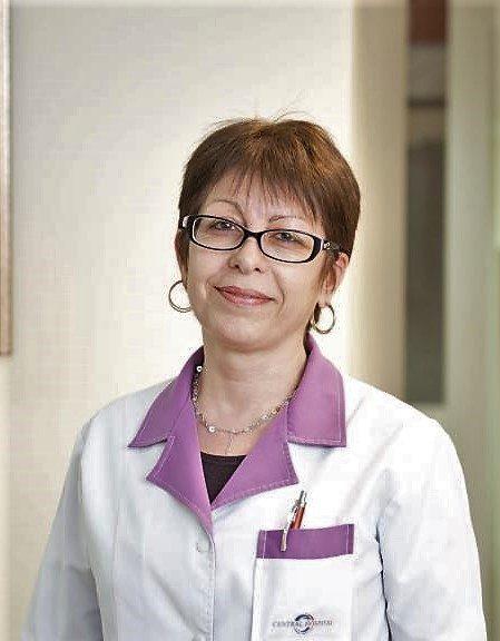 д-р Румяна Илиева