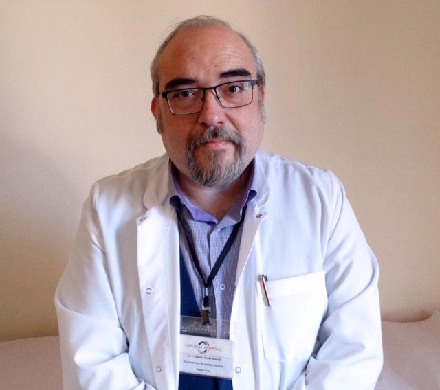 Д-р Стефанос Елефтериадис